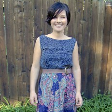 meet melissa: detroit dress designer with a twist